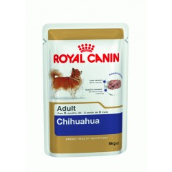 Royal Canin Chihuahua Adult Wet 85gr