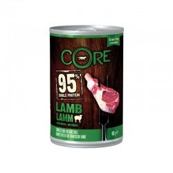 Wellness Core Single Protein Αρνί & Κολοκύθα 400gr