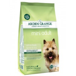 Arden Grange Adult Mini Lamb & Rice 6kg