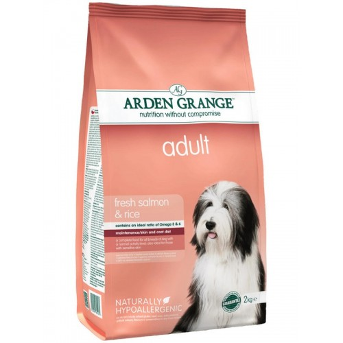 Arden Grange Adult Salmon & Rice 12kg