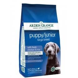Arden Grange Puppy Junior Large Breed 2kg