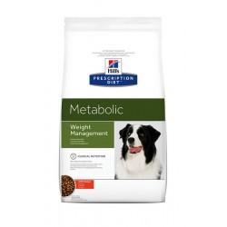 Hill's Prescription Diet Metabolic Weight Management Τροφή Για Σκύλους Με Κοτόπουλο 12kg
