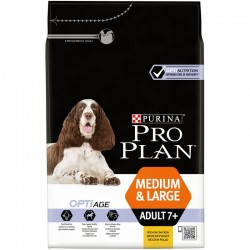 Pro Plan Medium & Large Adult 7+ with Optiage 3kg