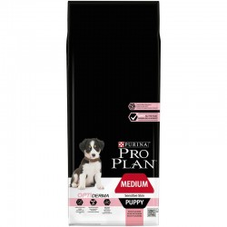 Pro Plan Puppy Medium Sensitive Skin with Optiderma 12kg