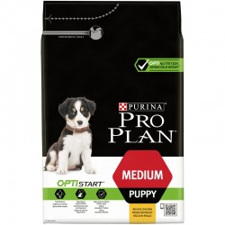 Pro Plan Puppy Medium with Optistart 3kg