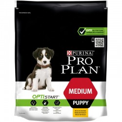 Pro Plan Puppy Medium with Optistart 800gr