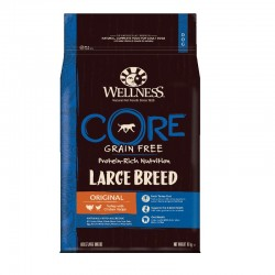 Wellness Core Adult Large Breed Original Turkey & Chicken 10kg