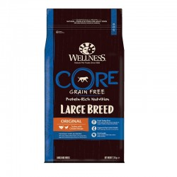 Wellness Core Adult Large Breed Original Turkey & Chicken 2.75kg