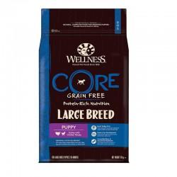 Wellness Core Puppy Large Breed Turkey & Chicken 10kg