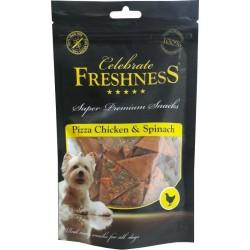 Λιχουδιές Freshness Pizza Chicken-Spinach