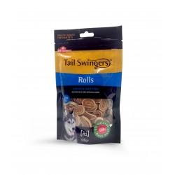 Λιχουδιές TailSwingers Ρολάκια Με Κοτόπουλο Και Ψάρι 100gr