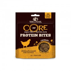 Wellness Core Protein Bites Κοτόπουλο & Κεράσι 170gr
