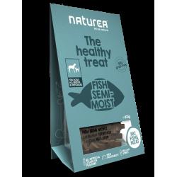 Naturea semi-moist treats fish 100gr