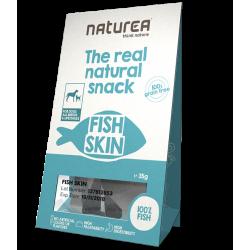 Naturea grain free fish skin 35 gr