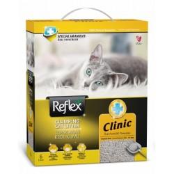 Άμμος Γάτας Reflex Clumping Cat Litter - Clinic 6lt