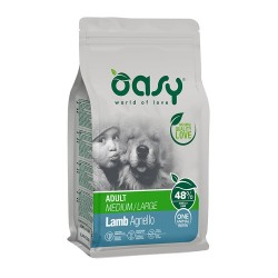Oasy Adult All Breeds Lamp 12kg