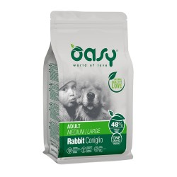 Oasy Adult All Breeds Rabbit 12kg