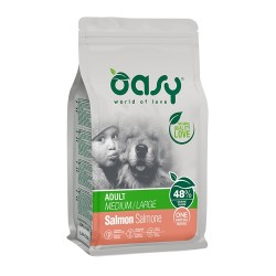 Oasy Adult All Breeds Salmon 12kg