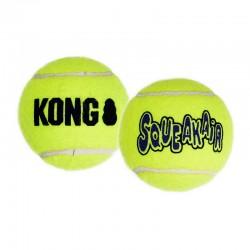 Kong Air Squeaker Tennis Ball Large 2τμχ