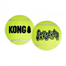 Kong Air Squeaker Tennis Ball X-Small 3τμχ