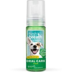 Tropiclean Fresh Breath Foam 133ml