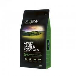Profine Adult Lamb & Potatoes 15kg + 3kg Δώρο!