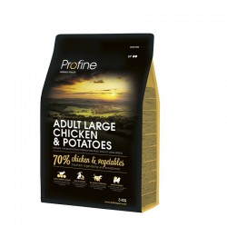 Profine Adult Large Breed Chicken & Potatoes 3kg