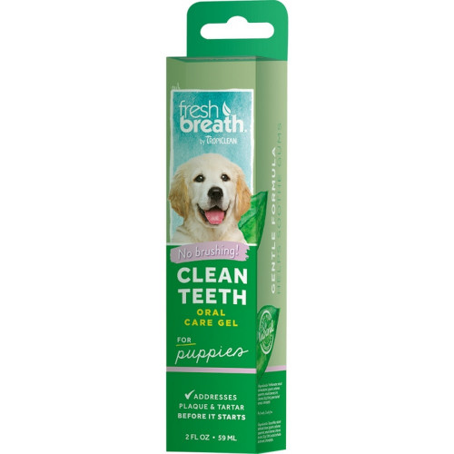Puppy Clean Teeth Gel 59ml