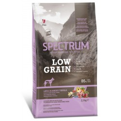 Ξηρά Τροφή Spectrum Low Grain Adult Medium-Large Lamb-Blueberry 12kg