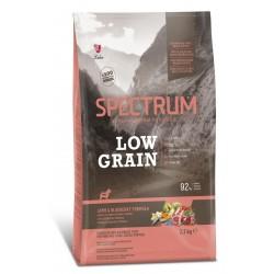 Ξηρά Τροφή Spectrum Low Grain Puppy Medium-Large Lamb-Blueberry 12kg