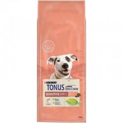 Tonus Dog Chow Sensitive Salmon 14kg