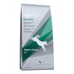 Trovet Weight-Diabetic Wrd Dog 3Kg