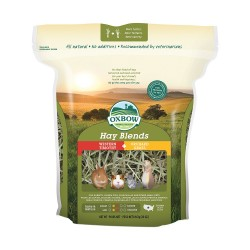 Oxbow Χόρτο Μείγμα Timothy-Orchard Grass Hay 565gr
