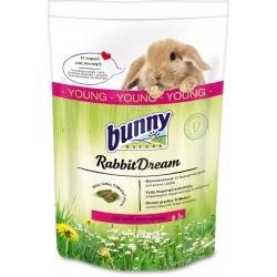 Τροφή Για Κουνέλι Bunny Nature Green Dream Young 1.5kg