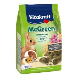 Vitacraft Greenies Μπαστουνάκια με θρεπτικό χόρτο 40gr