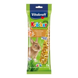 Vitacraft Kracker Για Κουνέλια με Popcorn και Μέλι 2τεμ