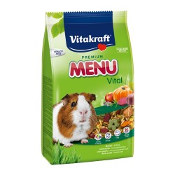 Vitakraft Menu Vital - Ινδικά Χοιρίδια 1kg
